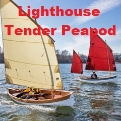 Lighthouse Tender Peapod