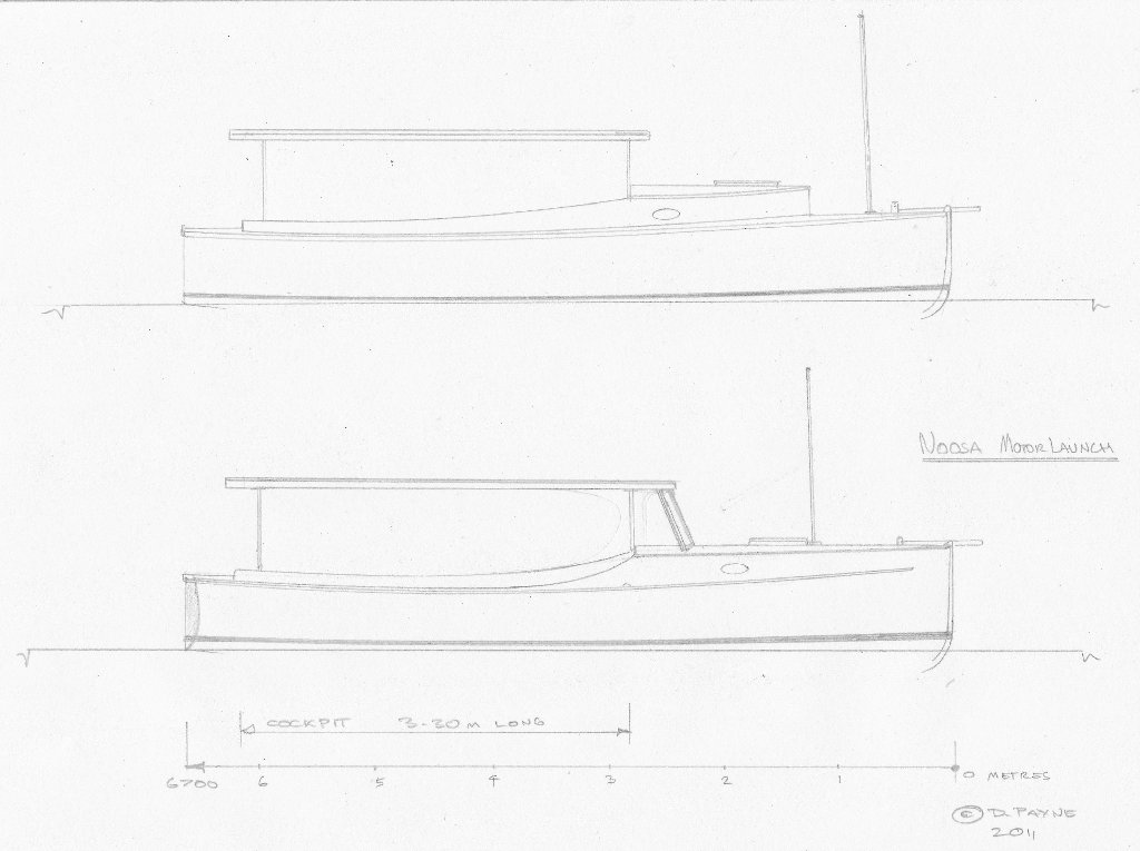 concept sketches for solar electric launch