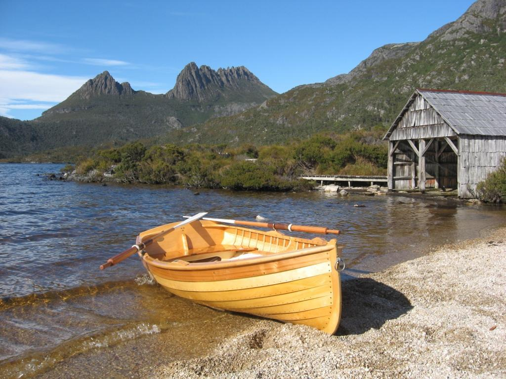Selkie at Cradle Mountain Tasmania